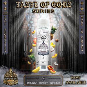 Illusions Vapor Taste of Gods Series X [50 ml] online kaufen