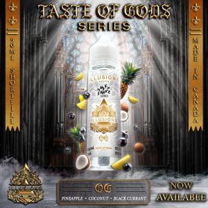 Illusions Vapor Taste of Gods Series OG [50 ml] online kaufen