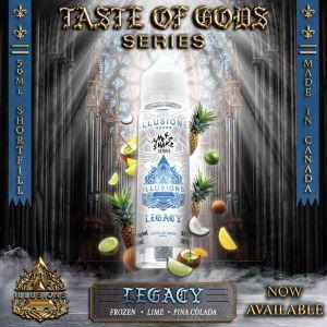 Illusions Vapor Taste of Gods Series Legacy [50 ml] online kaufen