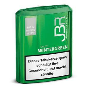 JBR Green Snuff [10 x 10 Gramm] online kaufen