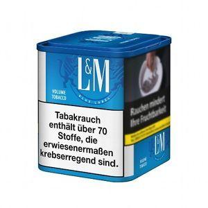 L&M Blue Volumentabak L-Dose [70 Gramm] online kaufen