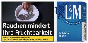 L&M Tobacco Block Blue Label [42 Gramm] online kaufen