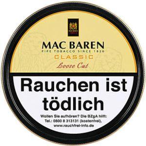 Mac Baren Classic Loose Cut [100 Gramm] online kaufen