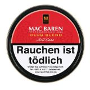 Mac Baren Club Blend [100 Gramm] online kaufen
