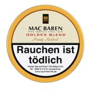 Mac Baren Golden Blend [100 Gramm] online kaufen