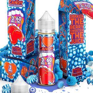Mad Hatter I Love Candy Blue Raspberry (DIY-Liquid) [50 ml] online kaufen
