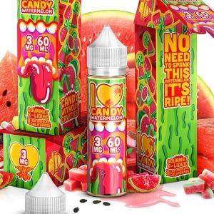 Mad Hatter I Love Candy Watermelon (DIY-Liquid) [50 ml] online kaufen