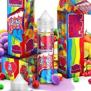 Mad Hatter I Love Candy Rainbow (DIY-Liquid) [50 ml] online kaufen