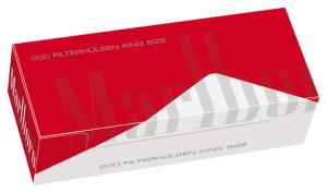 Marlboro Red 200 Hülsen online kaufen