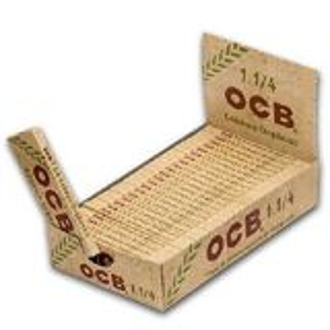 OCB Papier Organic Hemp 50 Packs à 50 Blättchen online kaufen