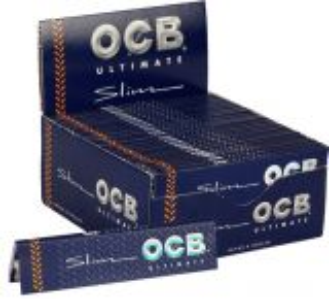 OCB Papier Ultimate Slim 50 Packs à 32 Blättchen online kaufen