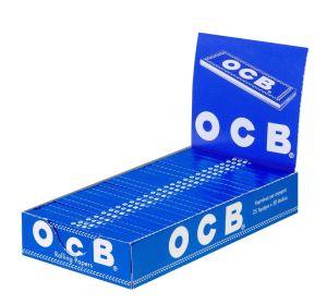 OCB Papier blau 25 Packs à 50 Blättchen online kaufen