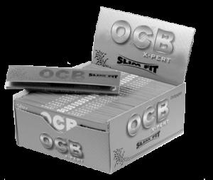 OCB X-Pert silber Lang 50 Packs à 32 Blättchen online kaufen