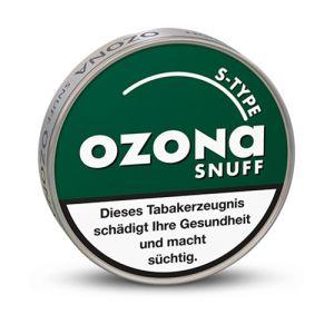 Ozona S-Type Snuff (Spearmint) [20 x 5 Gramm] online kaufen