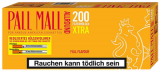 Pall Mall Allround Full Flavor Xtra 200 Hülsen