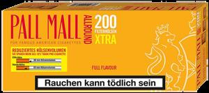 Pall Mall Allround Full Flavor Xtra 200 Hülsen online kaufen