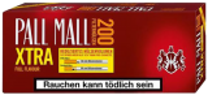 Pall Mall Red Xtra 200 Hülsen online kaufen