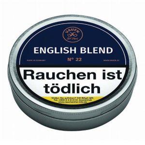 VAUEN Tabak No. 22 English Blend & Vanilla [50 Gramm] online kaufen