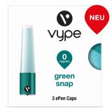 Vype ePen Caps Green Snap 0mg online kaufen