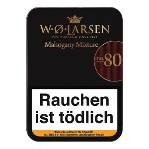 W.Ø. Larsen Mahogany Mixture No 80 [100 Gramm] online kaufen