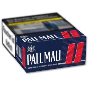 Pall Mall Red Super [5 x 40]