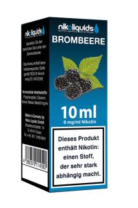 eLiquid Brombeere 10 x 10 ml 8mg online kaufen
