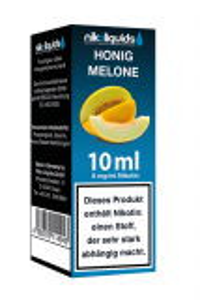 eLiquid Honigmelone 10 ml 8mg Nikotin online kaufen
