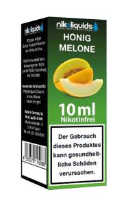 eLiquid Honigmelone 10 ml Nikotinfrei online kaufen
