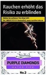 sindbad purple diamonds no 2 wasserpfeifentabak online kaufen