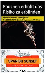sindbad spanish sunset no 4 wasserpfeifentabak online kaufen