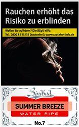 sindbad summer breeze no 7 wasserpfeifentabak online kaufen